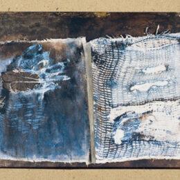 Pedestral – 1990 - Objeto, libro de artista - 0,40m x 0,65m