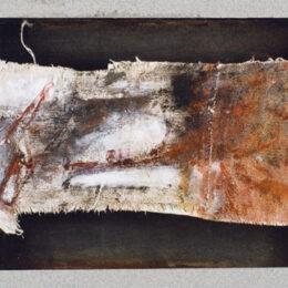 Los siete cielos – 1991 – Pintura/Objeto – 0,80m x 0,95m