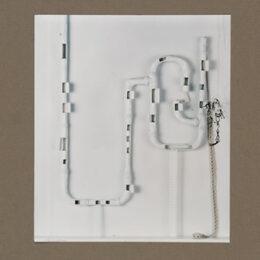Idas y   vueltas VII – 2000 – Objeto - 0.70m x 0.80 m
