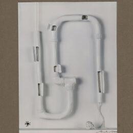 Idas y vueltas VIII - 2000 – Objeto – 0.36m x 0.46 m